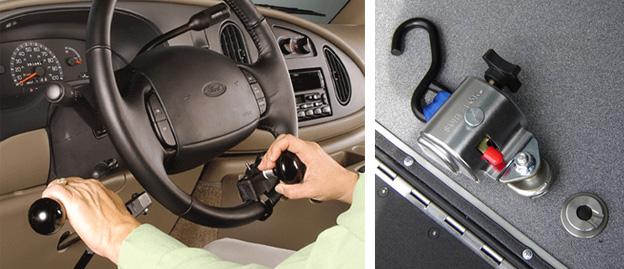 Wheelchair Vehicle Accessories & Equipment