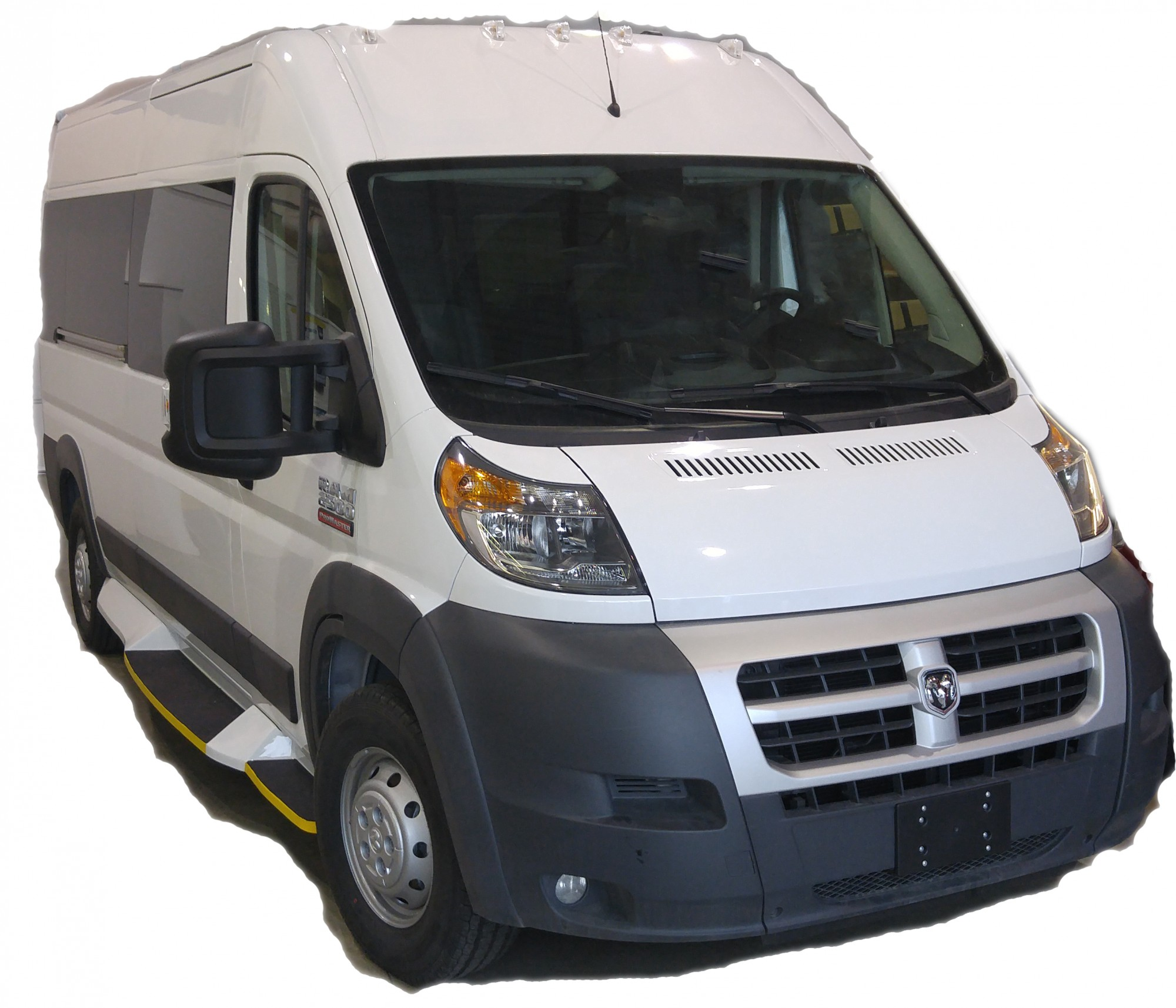 13edc8fcac Wheelchair Accessible Vehicles for Commercial Use